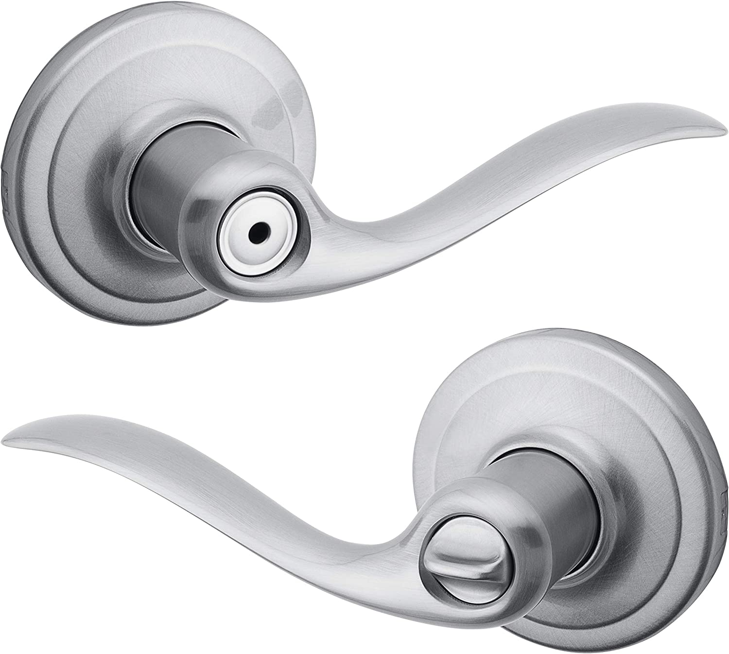 Kwikset Tustin Door Handle Lever Time sale Design with Traditional Wave fo High quality
