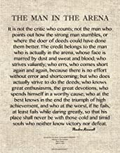 The Man On The Arena