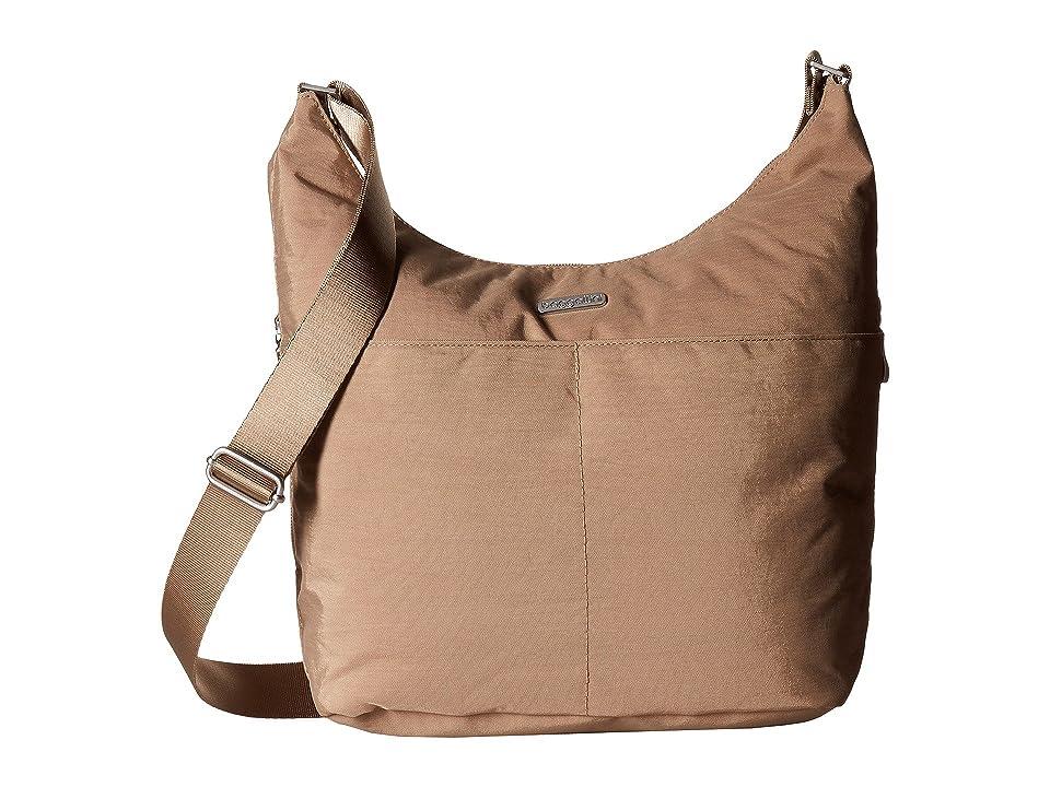 Baggallini Hobo Crossbody with RFID Wristlet (Beach) Cross Body Handbags
