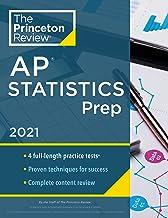 Princeton Review AP Statistics Prep, 2021: 4 Practice Tests + Complete Content Review + Strategies & Techniques