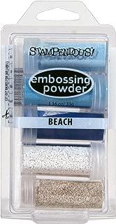STAMPENDOUS EK22 Beach Embossing Kit