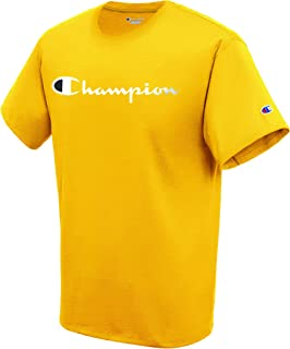 Champion Men's Classic T-Shirt, Screen Print Script