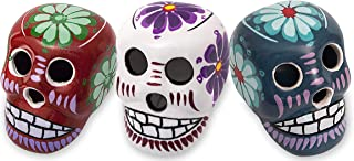 Best hand painted day of the dead skulls Reviews