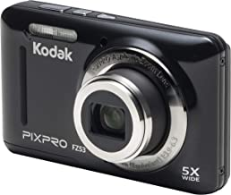 Kodak PIXPRO Friendly Zoom FZ53-BK 16MP Digital Camera...