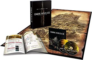 PS4 DARK SOULS III THE FIRE FADES EDITION (「数量限定特典」 ダークソウルIII 公式コンプリートガイド プロローグ 特製マップ & オリジナルサウンドトラック 同梱)