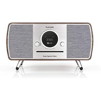 Descripción altavoz Tivoli Audio Home Music System