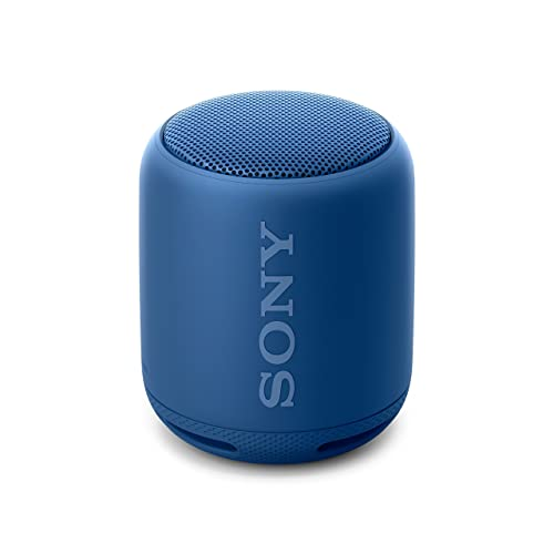 Sony SRS-XB10 Compact Portable Wireless Speaker with Extra Bass, Blue