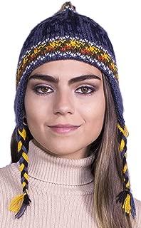 alpaca hats from peru