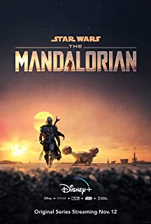 Mandalorian Poster Prints - Set of 2 (11 inches x 14 inches) Season One & Two Photos - Baby Yoda Mando