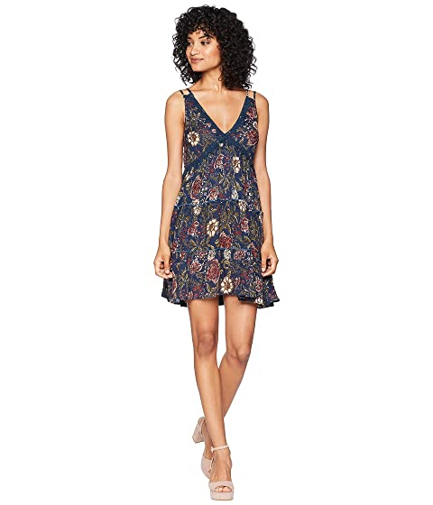 6733e2677ee Angie Strappy Lace Trim Dress at 6pm