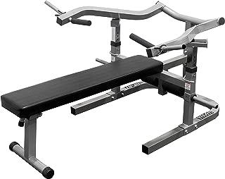 leverage bench press machine