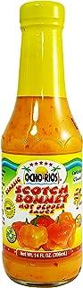 Scotch Bonnet Hot Pepper Sauce, 14 oz Jar - Ocho Rios
