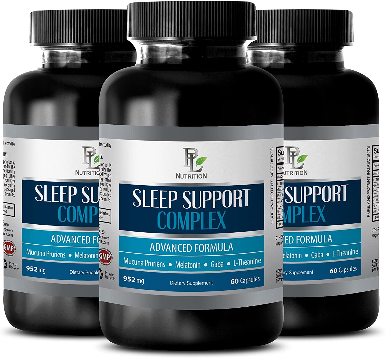 5-htp - Outstanding Sleep Support Complex 952Mg Finally popular brand Formula Advanced melaton