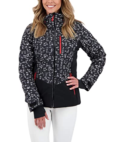 Obermeyer Cosima Down Jacket (Hash It Out) Women