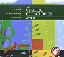 Las cuatro estaciones (Libro-disco) (Spanish Edition)