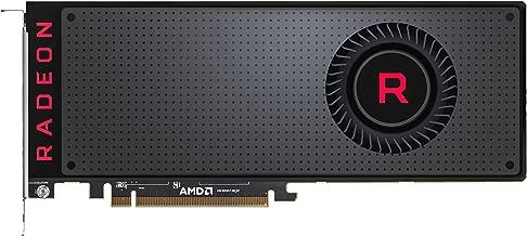 SAPPHIRE Radeon RX VEGA 64 DirectX 12 100410L 8GB 2048-Bit HBM2 HDMI / TRIPLE DP (UEFI) PCI Express 3.0 CrossFireX Support ATX Video Card - Retail