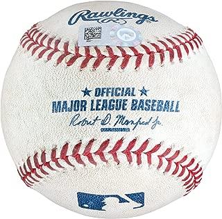 David Peralta Arizona Diamondbacks Game-Used Baseball vs. Miami Marlins on July 29, 2019 - Fanatics Authentic Certified