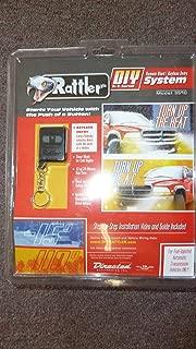 Rattler Remote Start Keyless Entry model 3950