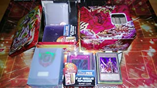 Lot of 100 Mint YuGiOh! SUPER Mega Cards Plus 4 Rares PLUS Holo Super/Ultra Rare Inserted!