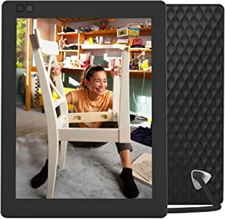 Nixplay Seed Ultra 2K High Definition Wi-Fi 10 Inch Digital Picture Frame, with E-Mail, iPhone & Android App, Free 10GB On...