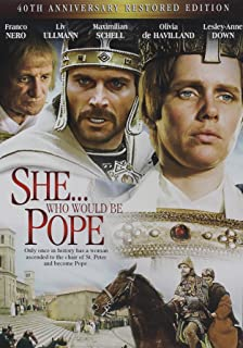 She.....Who Would Be Pope