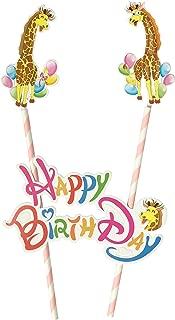 Best giraffe birthday cake images Reviews