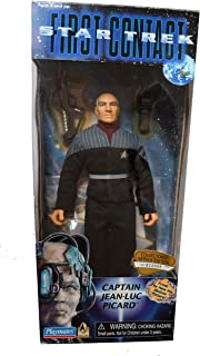 Star Trek First Contact Captain Jean-luc Picard 9 Inch Figure