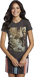 FEA Women's Kurt Cobain Sepia Photo jr t
