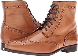 Massimo Matteo - 7-Eye Wing Boot