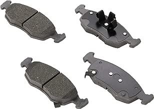 ACDelco 14D1568C Advantage Ceramic Front Disc Brake Pad Set
