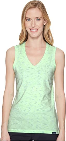 GO GOLF Space Dye Tank Top