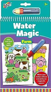 Galt Toys Water Magic Farm, Colouring Book for Children