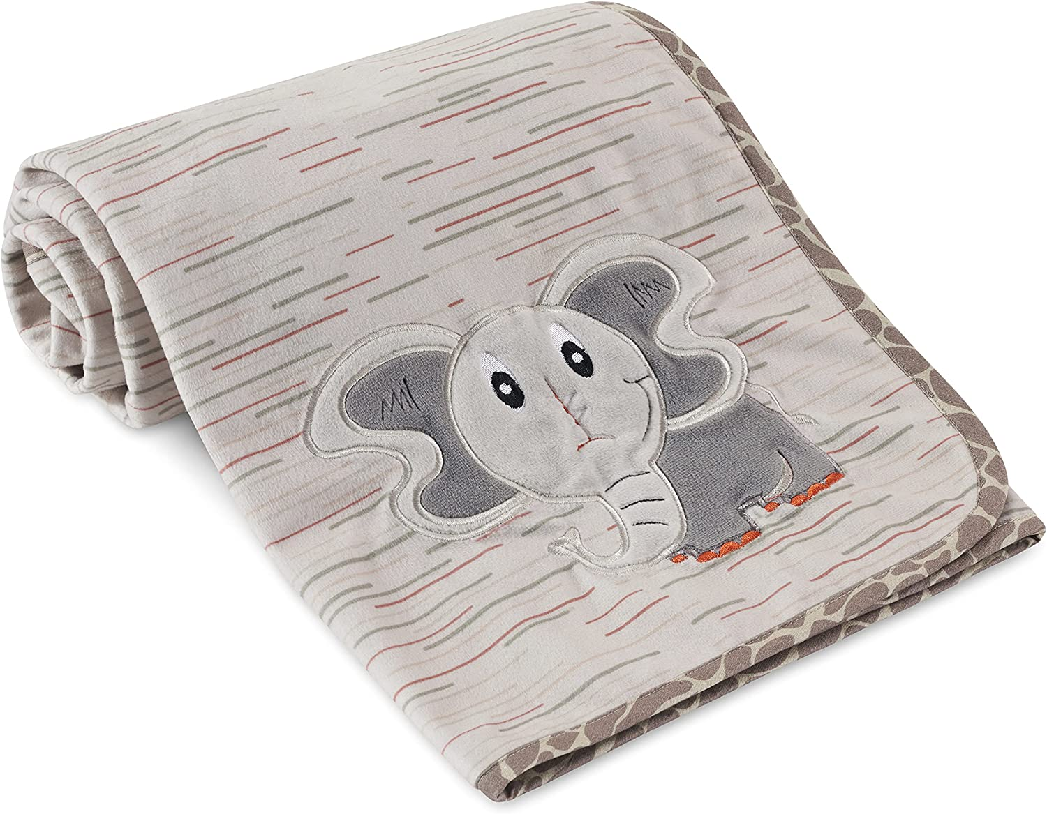 Our shop most popular Minky Rapid rise Baby Blanket for Boy Super Girl. and Elepha Soft