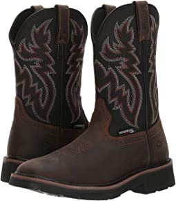 Wolverine Rancher Steel Toe WP Wellington