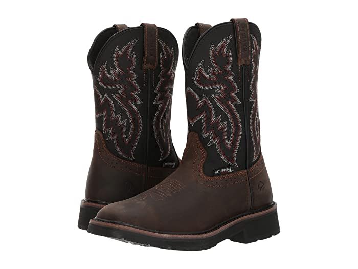 4493f47bf43 Wolverine Rancher Steel Toe WP Wellington | Zappos.com