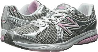(ニューバランス) New Balance メンズランニングシューズ?スニーカー?靴 WW665 Komen Pink ピンク 7.5 (25.5cm) D