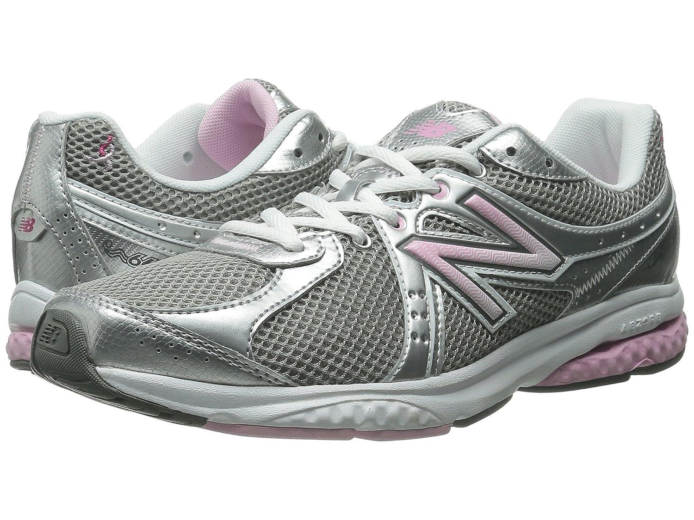 (ニューバランス) New Balance メンズランニングシューズ?スニーカー?靴 WW665 Komen Pink ピンク 6.5 (24.5cm) 2A