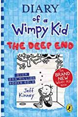 Diary of a Wimpy Kid: The Deep End (Book 15) Kindle Edition