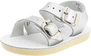 49d74f18c3398b Amazon.com  Silver - Sandals   Shoes  Clothing