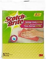 Scotch-Brite Sponge Cloth ULTRA - Pack of 5