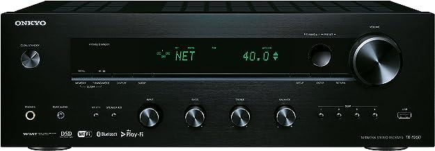 Onkyo TX-8250-B - Receptor estéreo, Color Negro