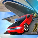 Airplane Flight Car Transport Cargo Truck Simulator 3D: Transport Furious & Fast Racing Cars In Airplane Flight Simulation Game Free for Kids 2018