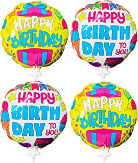 """Self Inflating 16/"""" INCH Foil Number BALLOONS Happy Birthday Large Animal Ballons"""
