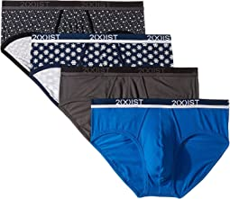 Holiday Bonus Packs 4-Pack Contour Pouch Brief