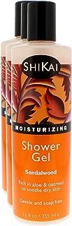 Best shikai shower gel sandalwood Reviews