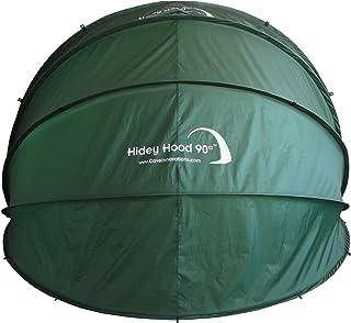 Cubierta de protección para Motocicletas Hidey Hood HIH90, Montaje en Pared, 90 Grados, Rob McAlister