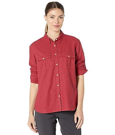Fjallraven Ovik Travel Shirt Long Sleeve Women