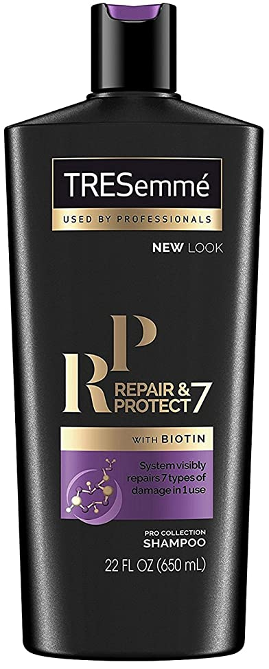 Tresemme Shampoo Repair & Protect 7 With Biotin 22 Ounce (650ml)