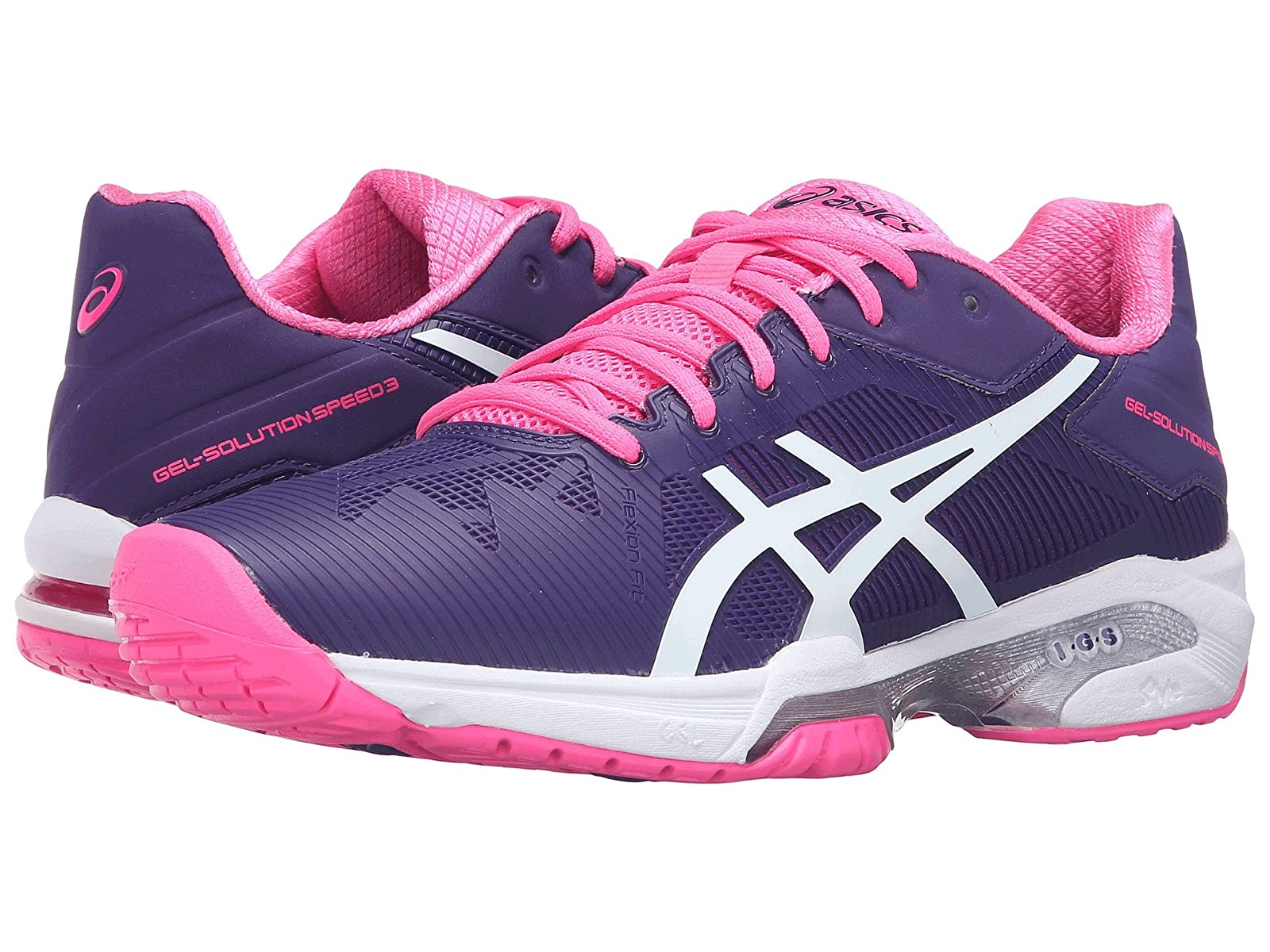 ASICS Gel-Solution® Speed 3Cheap and distinctive eye-catching shoes