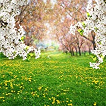 christian spring background